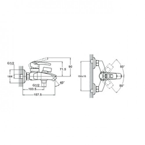 SWF3-A113 Хром