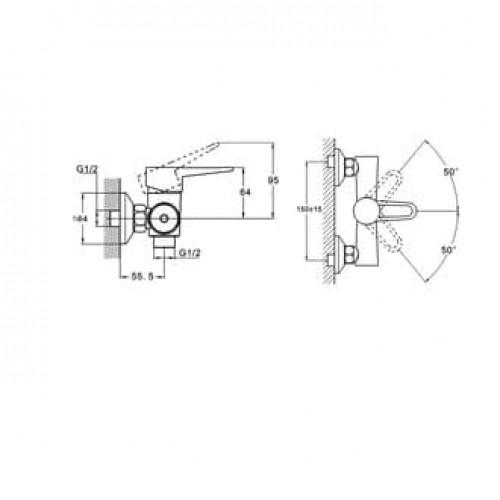 PUD5-A045 Хром