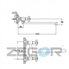 DTZ12-B827 Хром