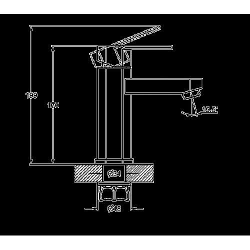 GAB1-A136 Хром