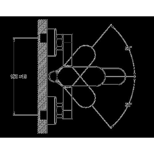 GAB3-A136 Хром