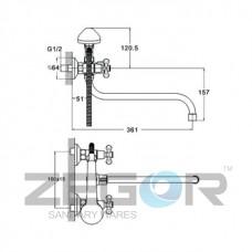 DMT7-A722 Хром
