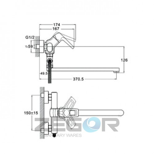 NEF6-A232 Хром
